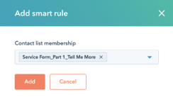 Step 1_adding a smart rule to forms