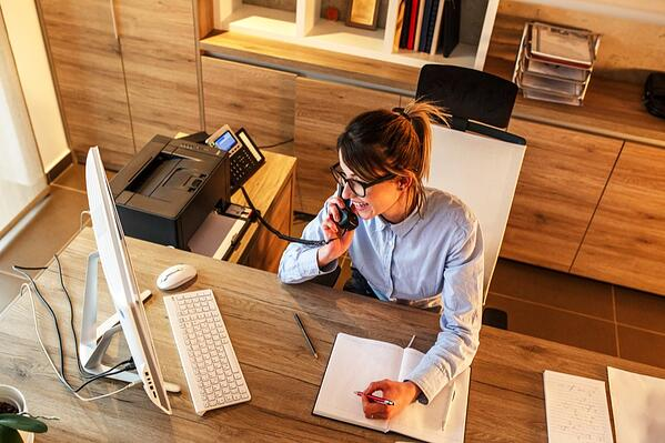 Update your CRM with each phone call