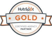 We're a HubSpot Gold Partner