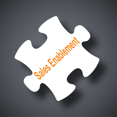 Sales Enablement puzzle