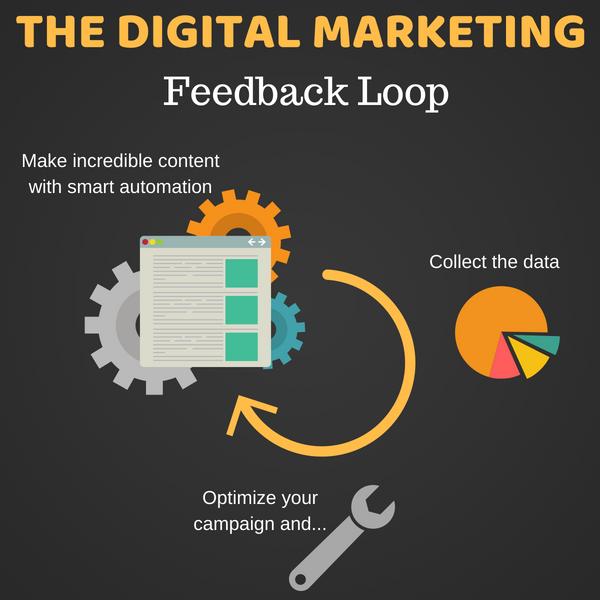 Set up your data marketing feedback loop