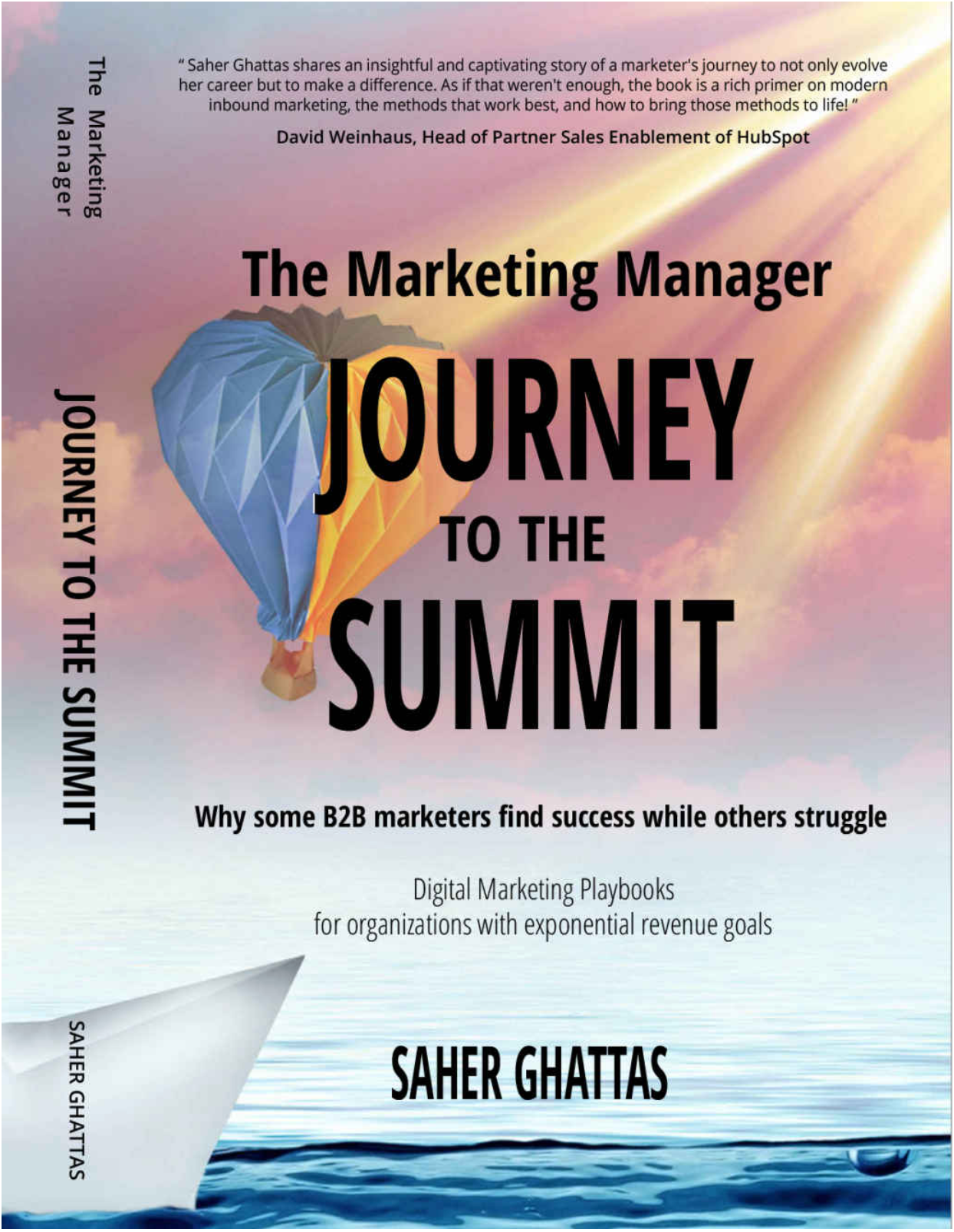 Journey to the Summit is a book on B2B Marketing