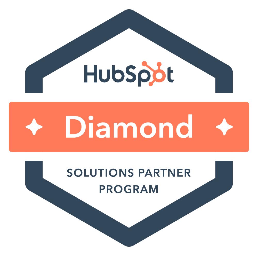 Hubspot Platinum Service Provider Badge